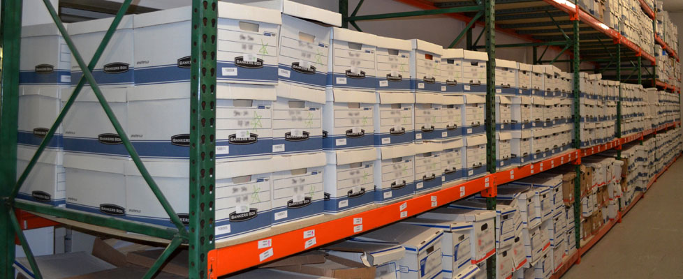 Document storage records management system services in for Safe document storage